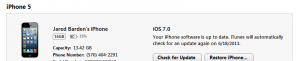 How to Install iOS 7 Beta 1