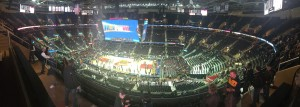 Post Game Pano